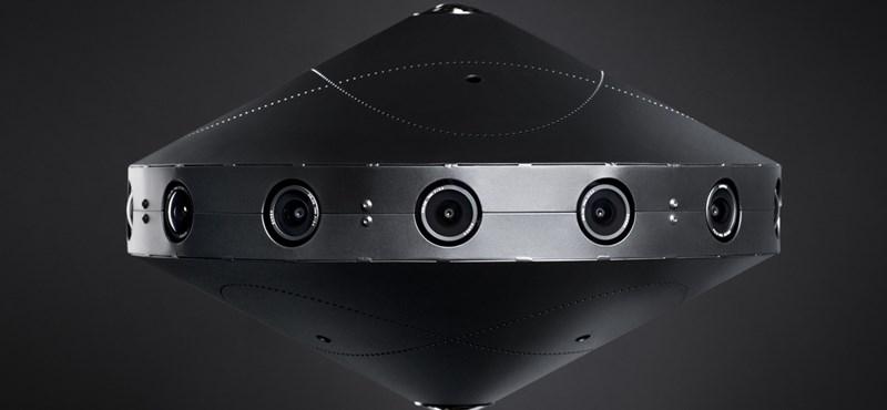 17 az egyben kamerát ad ki a Facebook, különleges felvételeket lehet majd csinálni vele