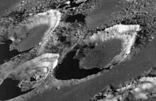 Vízpárát figyeltek meg a Holdon, ez fontos lehet