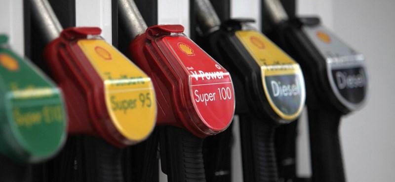 Újabb rossz hír az autósoknak: megint drágultak az üzemanyagok