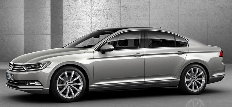 Amit nagyon várt a piac: itt az új Volkswagen Passat
