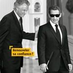 Vak vezet világtalant a francia politikában