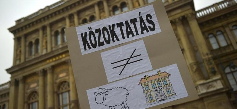 Nyílt levelet írtak Orbánnak a legjobb gimnáziumok vezetői