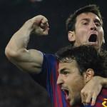 Messi lett az Év Játékosa