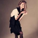 Gyorsétteremből a kifutóra: Anna Selezneva a januári Vogue Japan címlapján