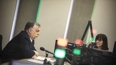 Orbán bejelentette a nyitás következő lépéseit