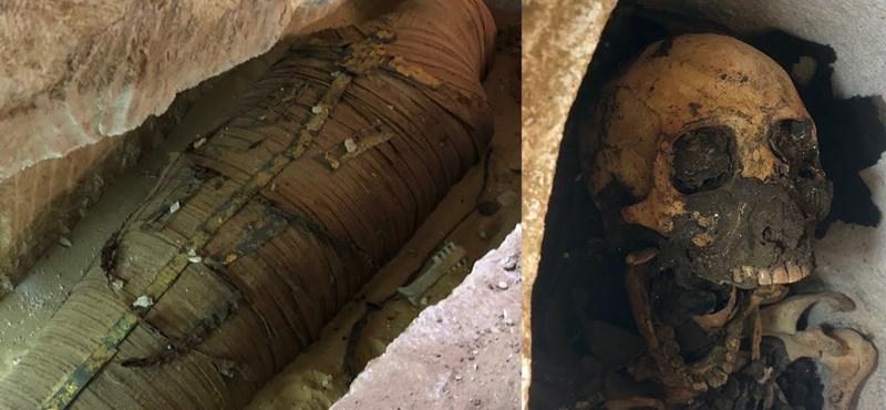 Üljön vasárnap a tévé elé: 2500 éve mumifikált főpapot tár fel a kamerák előtt a Discovery