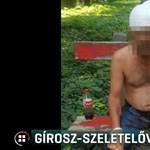 Hússzeletelő késsel támadt egy gyrosos a vendégre Budapesten