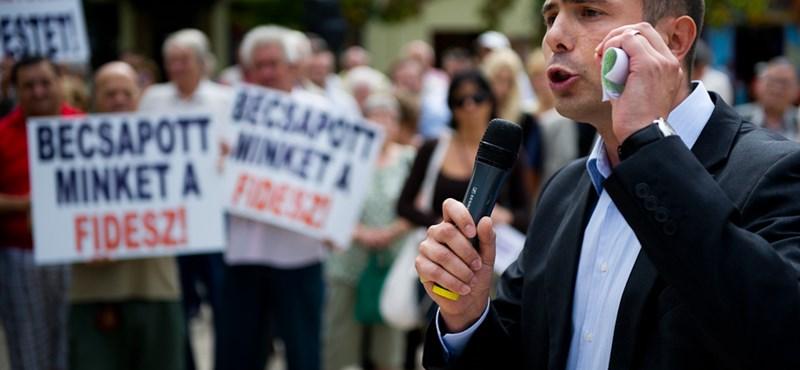 Újabb politikus intett búcsút az MSZP-nek