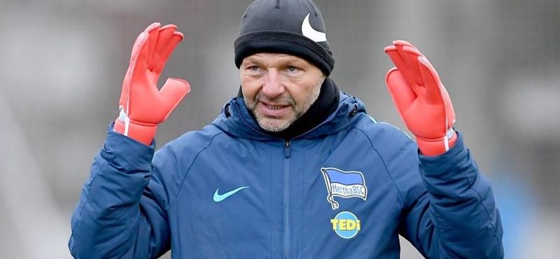 Megvált Petry Zsolttól a Hertha BSC a Magyar Nemzetben megjelent interjúja után