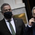 Orbán Viktor erősen kezdett reggel: öt perc alatt tíz Soros