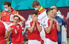 """""""Remélem, hogy az UEFA tanult az esetből"""" – bírálták a szövetséget a dán focisták"""