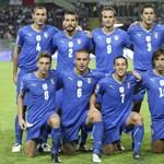 Az olasz válogatott vb-kerete
