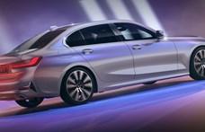 5-ös alá: itt a nyújtott BMW 3 Gran Limousine