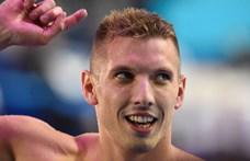 Kilenc koronavírusos tagja van a magyar úszóválogatottnak