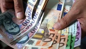 Tizennyolc megyében alacsonyabb az átlagfizetés, mint az országos átlag