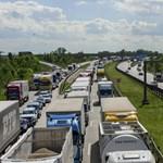 Vége a végtelen kamionsoroknak Nagylaknál? Kész az új elkerülő