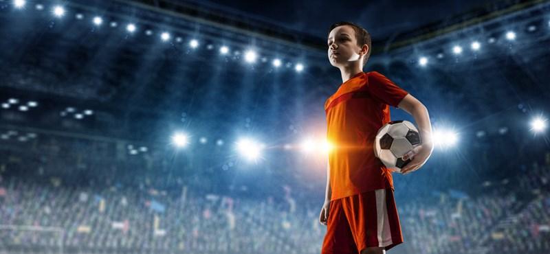 Ezért a foci a legnépszerűbb sport – a gyerekek szerint is