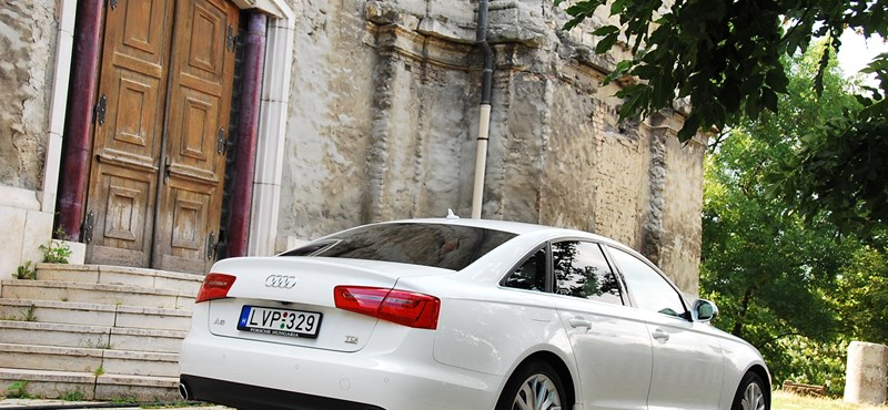 Audi A6 teszt: szavazz rám!