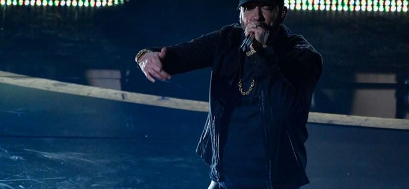 Mégis mit keresett Eminem az Oscaron?
