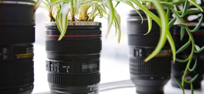 Meghökkentő kütyük, amelyeket a fényképezés világa inspirált [galéria]