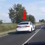 Saját magukat is pofátlan(tan)ították a rendőrök az új videójukban