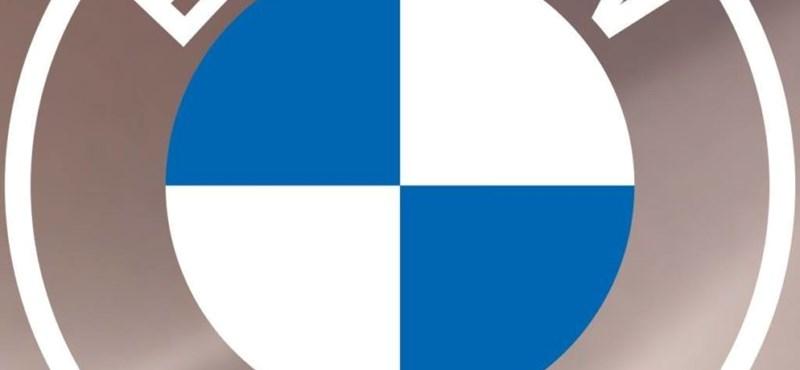 Megújul a BMW emblémája