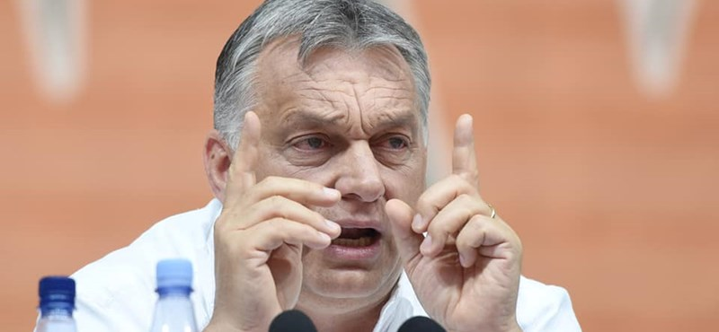 Jakab Péter Orbánnak: Egyszerre lenne büszke önre Rákosi és Goebbels is