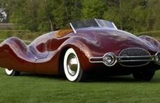 Csodás antik autógyűjtemény is odaveszett a kaliforniai tűzvészben