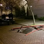 Autóval hajtottak be egy csepeli ékszerboltba, előzetesbe kerülhet ma két ember