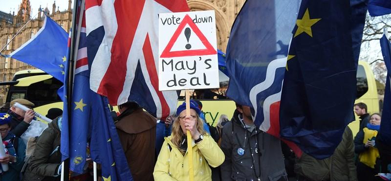 Megszavazta a brit parlament a Brexit halasztásáról szóló javaslatot