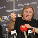 Depardieu imádja Putyint, és találkozgat Juscsenkóval