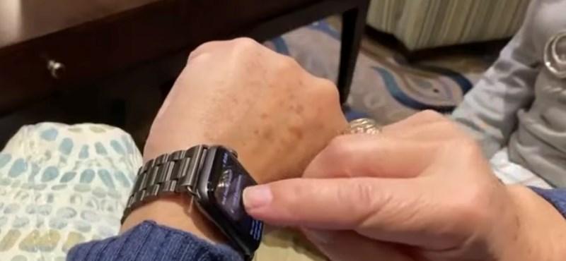Újabb életmentő funkciót kaphat az Apple Watch