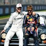 Vettel bízik abban, hogy csoda történik Schumacherrel