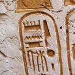 Találtak valamit: 160 év után először hozzá kell nyúlni II. Ramszesz fáraó templomának térképéhez