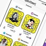 Így minden hírességet megtalál a Snapchaten