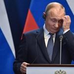 Nagyon nem Putyin éve volt az idei