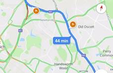 Ez de jó: jelezni fog a Google Maps, ha traffipaxot lát