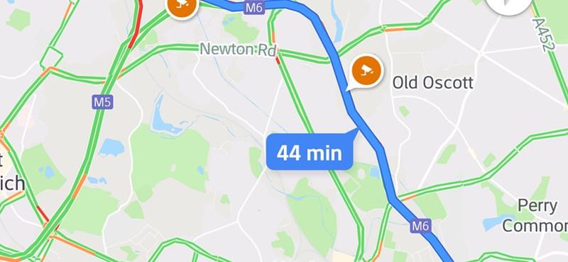google térkép hódmezővásárhely Tech: Ez de jó: jelezni fog a Google Maps, ha traffipaxot lát   HVG.hu