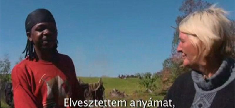 Fehér gettó Dél-Afrikában – exkluzív videóbeszámoló