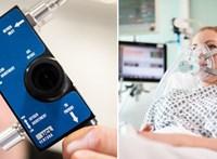 Tömeggyártásra kész az újfajta légzéssegítő, amellyel koronavírusos betegek kezelhetők