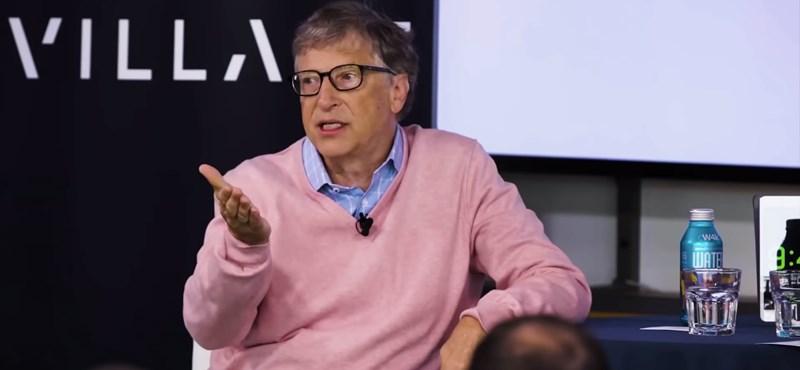 50 millió dollárral támogatja a koronavírus elleni küzdelmet a Bill Gates alapítványa