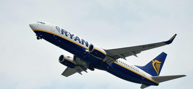 Újabb fővárosba indít járatot Budapestről a Ryanair