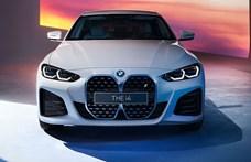 Íme az 530 lóerős BMW i4 M Sport villanyautó