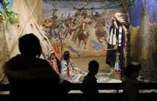 Visszaadott egy indián skalpot a németországi Karl May Múzeum