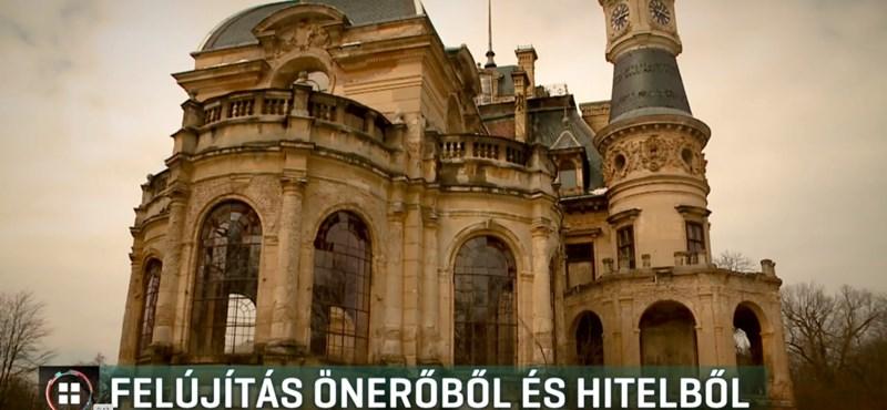 Rendezvényközponttá alakítja a turai kastélyt Tiborcz István cége