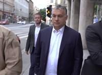 Orbán majdnem beugrott a 444-hez – videó