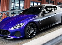 Szimbolikus lett az utolsó, még villanyhajtás nélküli Maserati GranTurismo