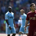 A foci is érdekelte: Totti klubjába Soros György is be akart szállni