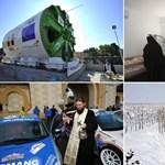 Pénz, pallos, palást: Romániában drágán mérik az áldást