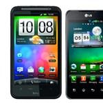 Az Android uralkodik a piacon